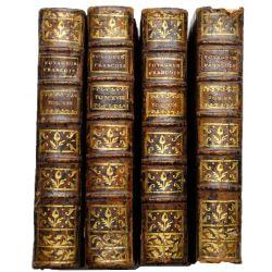 Voyageur Francois ,DELAPORTE 4 TOMES,ANGLETERRE, IRLANDE, ECOSSE,