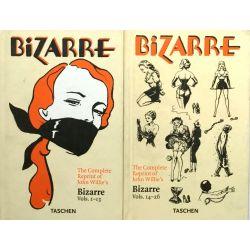 Bizarre. The complete Reprint in 2 vol., Willie.