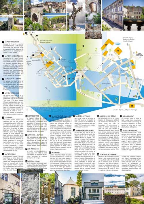 Plan patrimoine Montolieu